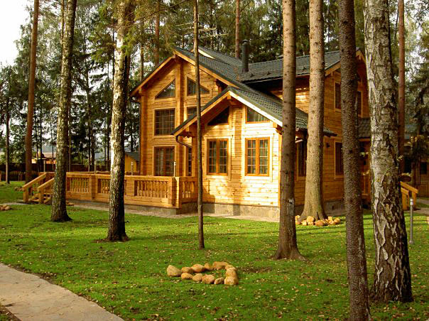 Особенности строительства деревянных домов
