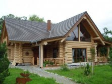 Выбор древесины для строительства дома