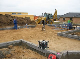 Какой вид фундамента лучше использовать при строительстве дома
