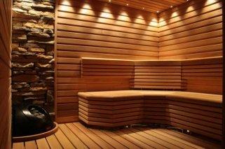 Строительство бани и ее внутренняя отделка