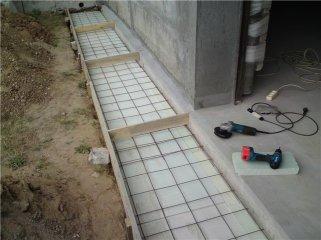Строительство отмостки – особенности, виды и основные этапы работ