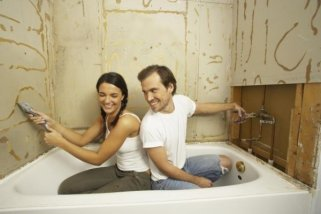 Ремонт ванной комнаты: с чего начать?