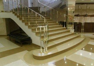 Из какого материала можно изготовить ступени для лестницы