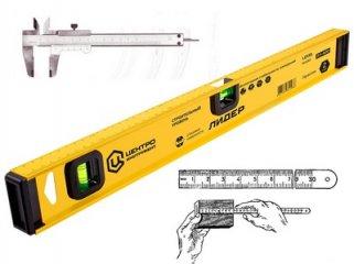 Какие измерительные инструменты используются при проведении строительных работ