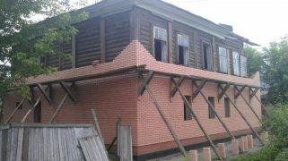Выбираем материалы для облицовки деревянного дома