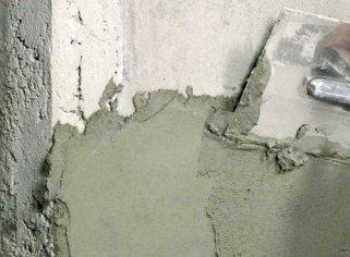 Качественный цемент для штукатурки - какой он?