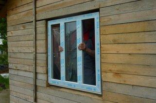 Какими бывают окна для дачи
