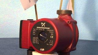 Grundfos upa 120 и другие циркуляционные насосы