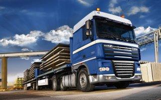 Виды транспортных средств, используемых для перевозки строительных материалов