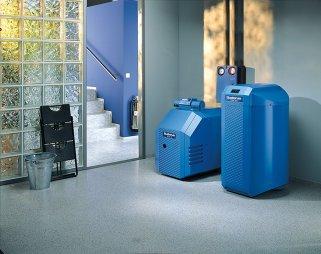 Отопление дома с помощью дизельного оборудования
