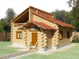 Как защитить дом из сруба от разрушения