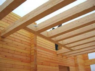 Деревянные материалы, используемые в строительстве