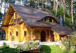 Преимущества и особенности рубленных домов