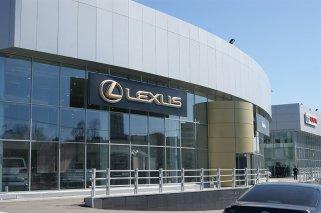 Lexus строит новый дилерский центр в Мурманске