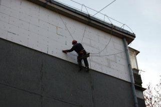 Промышленный альпинизм в современном строительстве