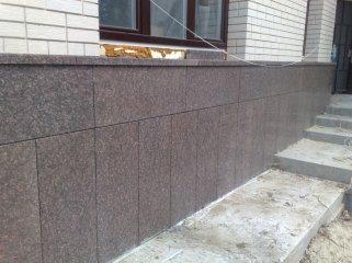Как используется гранит в строительстве