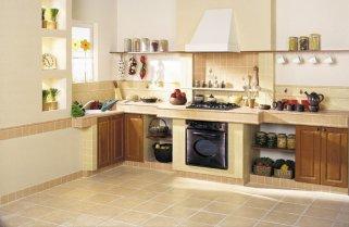 Как не допустить основных ошибок при выборе плитки на кухню