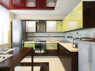 Какой должна быть кухонная мебель?