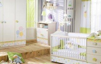 Как выбрать мебель в комнату новорожденного ребенка