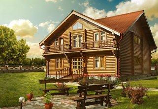 Строительство деревянного дома. Как выбрать застройщика?