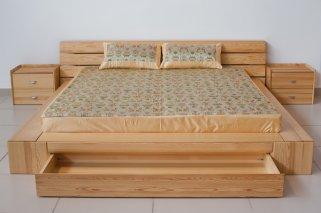 Кровать из какого массива лучше выбрать