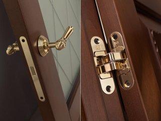 Разновидности фурнитуры для дверей