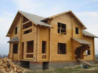 Как рассчитать постройку дома из бруса