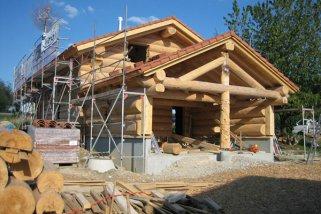 Выбираем материалы для постройки деревянного дома