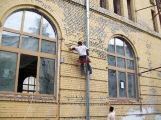 Как проводится реставрация фасадов зданий