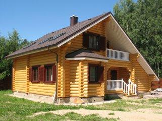 Особенности деревянных домов