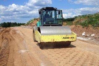 Наиболее простые технологии строительства грунтовой дороги