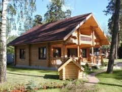 Преимущества домов из сруба в Саратове