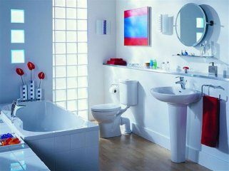 Первые шаги при проведении ремонта в ванной комнате